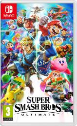 Super Smash Bros. Ultimate Nintendo Switch Import Region Free