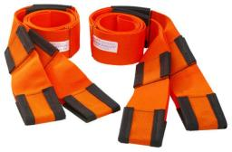 """Above All L74995cn Forearm Forklift Lifting Straps, 48"""""""