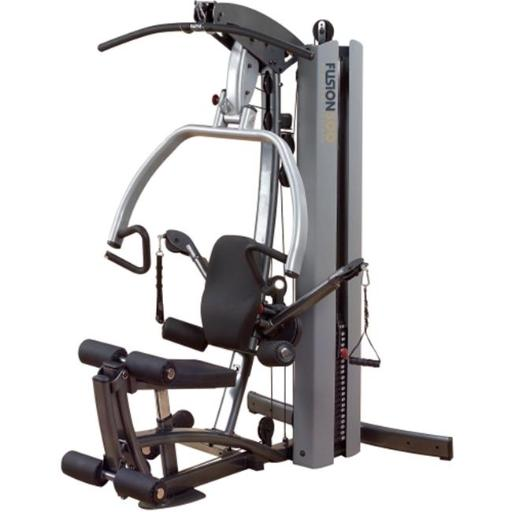 Body Solid F500-3 310 lbs Fusion 500 Home Gym