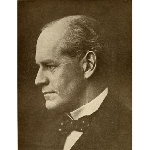 John Galsworthy 1867-1933 English Author Winner of The Nobel Prize Poster Print, Large - 26 x 34