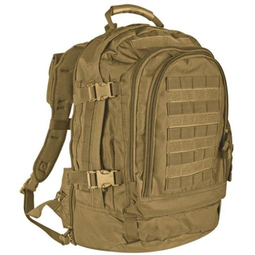 Fox Outdoor 56-568 Tactical Duty Pack - Coyote