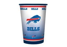 Nfl cup buffalo bills 2-pack (20 ounce)-nla 355418
