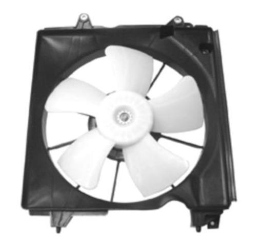 NEW LEFT ENGINE COOLING FAN FITS ACURA ILX HONDA CIVIC 2012-2015 19030R1AA02