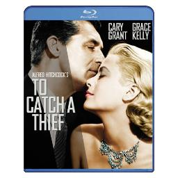 To catch a thief (blu ray) (2.0 stereo/dol true hd/ws/eng sdh/re-release) BR59160082