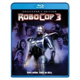 Robocop 3 (blu ray) (collectors edition) BRSF17401