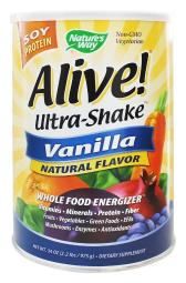 Nature's Way - Alive Soy Protein Ultra