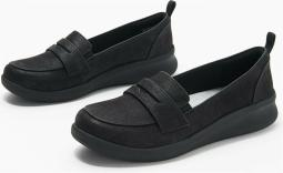 CLOUDSTEPPERS Clarks Slip-On Loafers Sillian 20 Hope NEW A366900