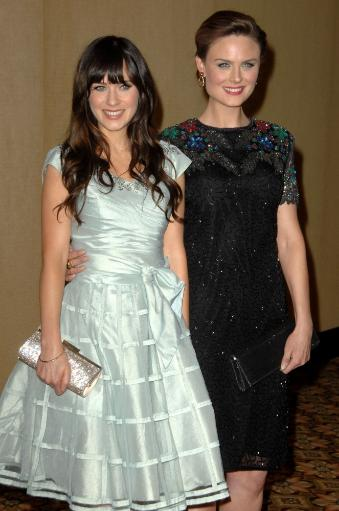 Zooey Deschanel, Emily Deschanel In Attendance For American Society Of Cinematographers 24Th Annual Outstanding Achievement Awards, Hyatt Regency.