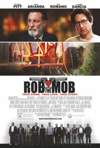 Rob the Mob Movie Poster Print (27 x 40) TH19MCHLQNNRPMN9