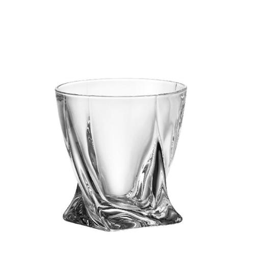 Majestic Gifts 97524 Crystalline Double Old Fashioned Tumbler 3AAD2818756F3E3B
