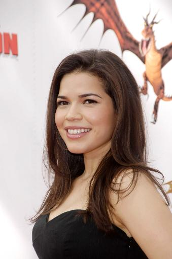America Ferrera At Arrivals For How To Train Your Dragon Premiere, Gibson Amphitheatre, Los Angeles, Ca March 21, 2010. Photo By Michael.