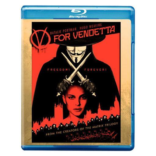 V for vendetta (blu-ray/ws-2.40/eng-sp-fr sub) BHROVTB6RQ1CFQLU