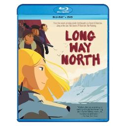 Long way north (blu ray/dvd combo) (2discs/ws/2.35:1) BRSF17203