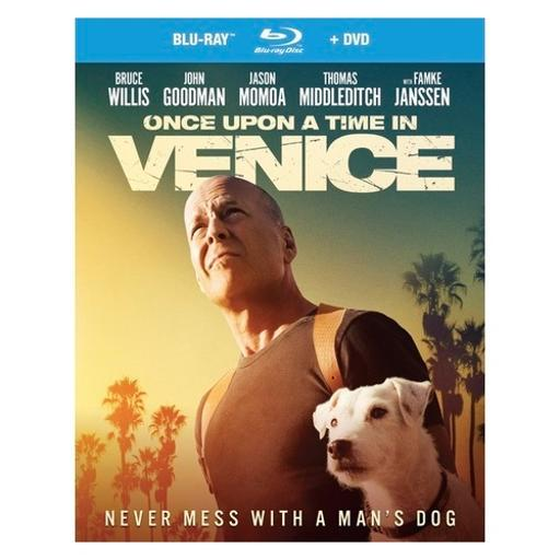 Once upon a time in venice (blu ray/dvd combo) (ws/2.40:1/16x9/2discs) BQMO12J17BROKIZN