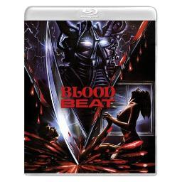 Blood beat (blu ray/dvd combo) (dts-hd/2discs) BRVS191