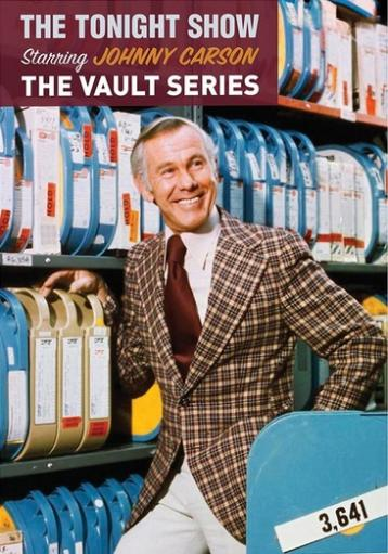 Tonight show starring johnny carson-vault collection (dvd/single) 33IVRMGOSJJLHNGF