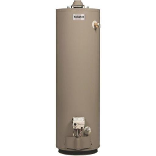 Reliance Water Heater 235996 40 gal Natural Gas Water Heater
