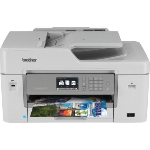 Brother International Mfc-J6535Dwxl Mfcj6535Dwxl Inkvestmet Color EFDCEBD98CC8FED3