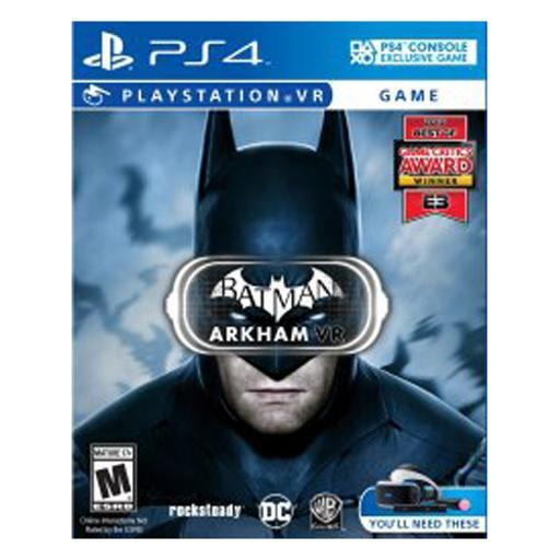 Batman: arkham vr (vr headset required) 1IATKSQXXYI9NUKR