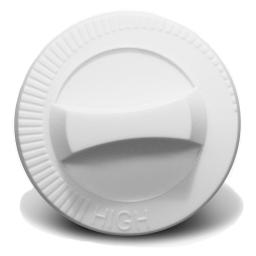 Cadet 00535 Thermostat Replacement Knob, White