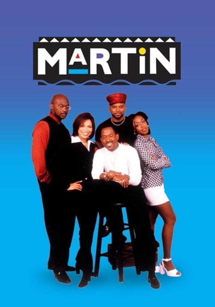 Martin-complete seasons 1-5 (dvd/5pk/20 disc)