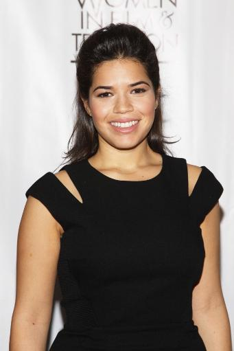America Ferrera At Arrivals For New York Women In Film'S 29Th Annual Muse Awards Gala Luncheon, New York Hilton Hotel, New York, Ny December 9.