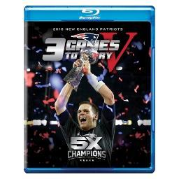 3 games to glory v (blu ray) (3discs/ws) BRNF5394