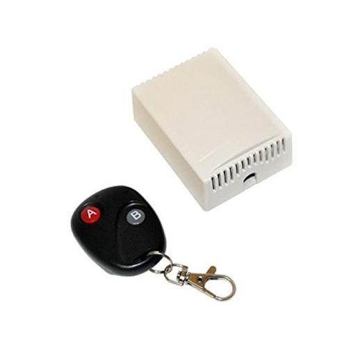 Aleko LM137-UNB Universal Gate Garage Door Opener Remote Control with Transmitte Homelink Compatible
