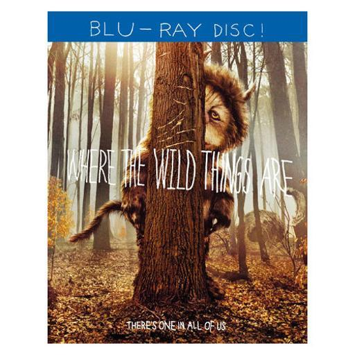 Where the wild things are (blu-ray/dcod/dvd/ws-16x9) 7FULIEYRTPUTPY0P
