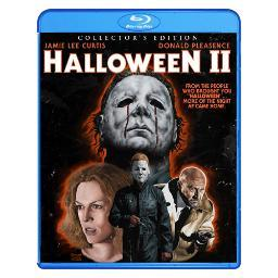 Halloween ii-collectors edition blu ray/dvd combo BRSF13520