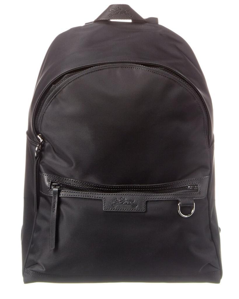 Longchamp Leather Backpack