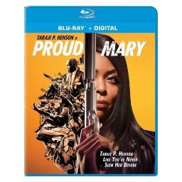 Proud mary (blu ray w/digital) BR50928