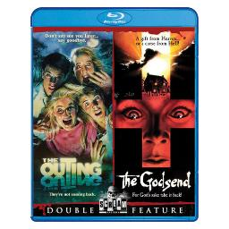 Outing/godsend (blu ray/double feature/ws) BRSF15973
