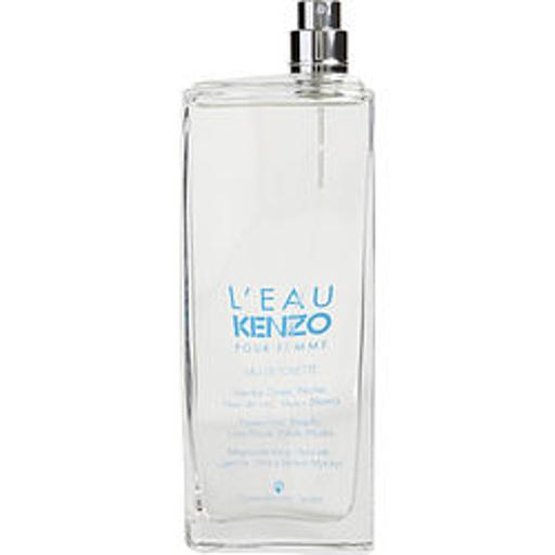 L'EAU KENZO by Kenzo EDT SPRAY 3.3 OZ *TESTER For WOMEN L'EAU KENZO by Kenzo EDT SPRAY 3.3 OZ *TESTER For WOMEN ships fast from USA and 100% authentic