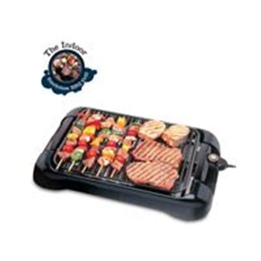 Smokeless Indoor Grill Non Stick Surface