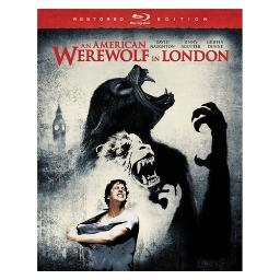 An american werewolf in london (blu ray/restored edition) BR61181158