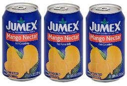 Jumex Mango Nectar from Concentrate 11.3 oz. (Pack of 4)