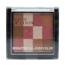 Bari Blends Of Color All Over Face Cheek and Eye Color 399CP Sultry In Brown .41 Oz.
