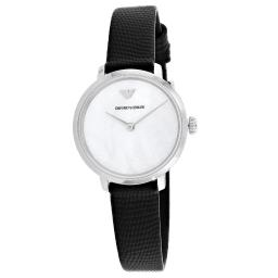 Armani Women's Two Hand Silver Dial Watch - AR11159