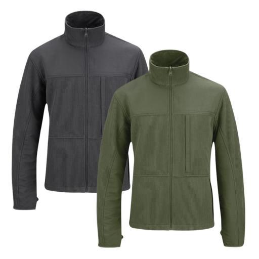 Propper F5437 Mens Full-Zip Concealed Carry Tactical Tech Sweater, Fleece Jacket