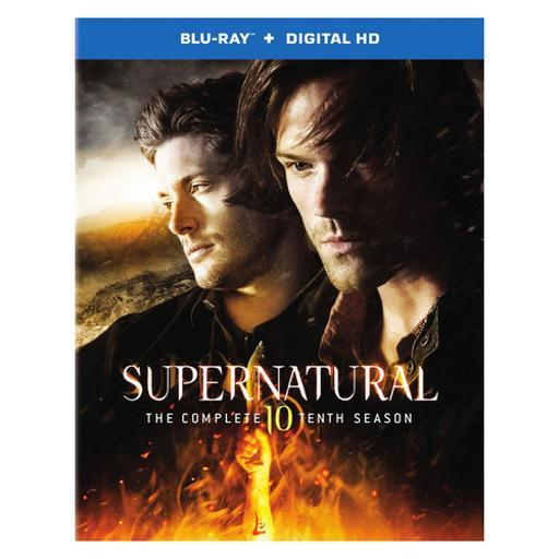 Supernatural-complete 10th season (blu-ray/4 disc) XJARB5K6NBPRBYXP