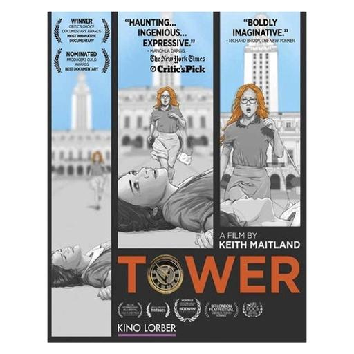 Tower (blu-ray/2016/color/b & w/ws 1.78) 6MP9GFUZFWH5ANX4