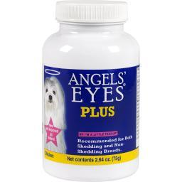 Angels' Eyes Plus Natural Supplement For Dogs 75g Chicken