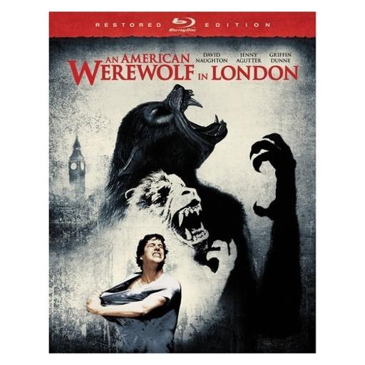 An american werewolf in london (blu ray/restored edition) SUGYAWTPG5QQO8IH