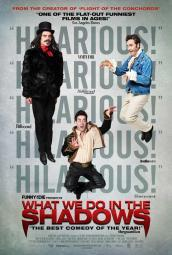 What We Do in the Shadows Movie Poster Print (27 x 40) MOVIB66345