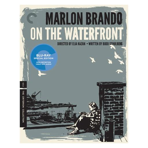 On the waterfront (blu ray) (ws//ff/1.66:1/1.85:1/1.33:1/b & w/2discs) 1290378