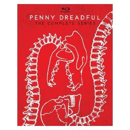 Penny dreadful complete series (blu ray) (9discs) BR59185461