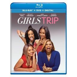 Girls trip (blu ray/dvd w/digital hd) BR61182946