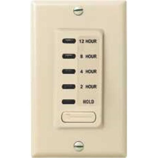 Intermatic Inc 610215 Auto-Off Timer 2-12 Hour With Hld Ivory