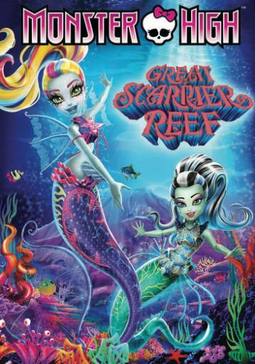Monster high great scarrier reef (dvd) DDRQDMGCSNHMDUY7